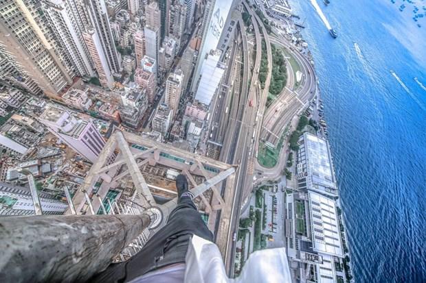 Selfie tutkunu ölüme meydan okuyor