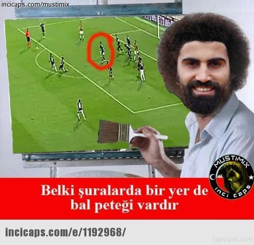 Beşiktaş - Fenerbahçe Caps'leri!