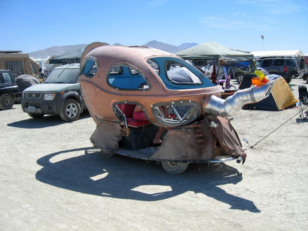 İlginç araba tasarımları