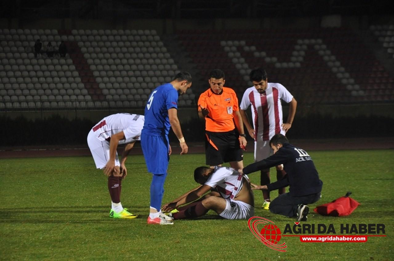 Konfederasyon Kupası Ağrı Gençlerbirliği Spor'un Oldu
