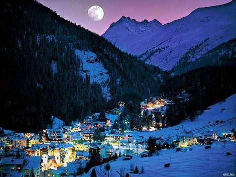 Dünyada Görülmeyen Güzel Köyleri