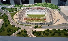 Beşiktaşın Yeni Stadyumu Vodafone Arena