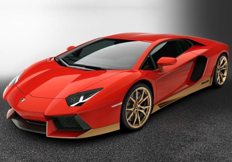 Lamborghini'nin 50. yılına özel Modeli! Sadece 50 Adet Üretti