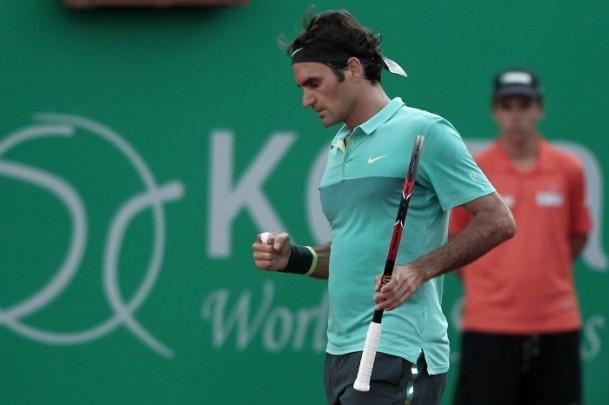 İstanbul'da Federer Şampiyon!
