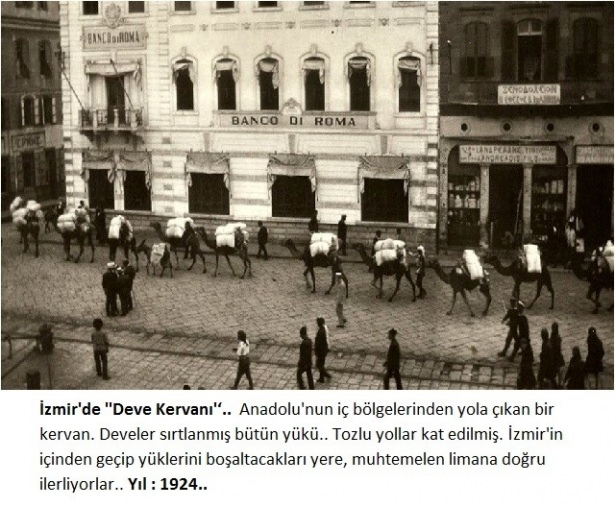 Tarihi Fotoğraflarla Bir Zamanlar Türkiye