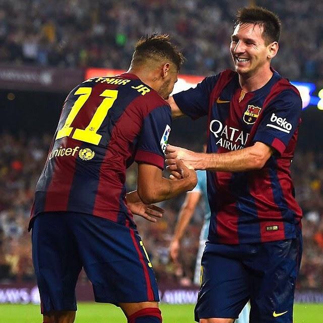 Barcelona Futbol Takımı
