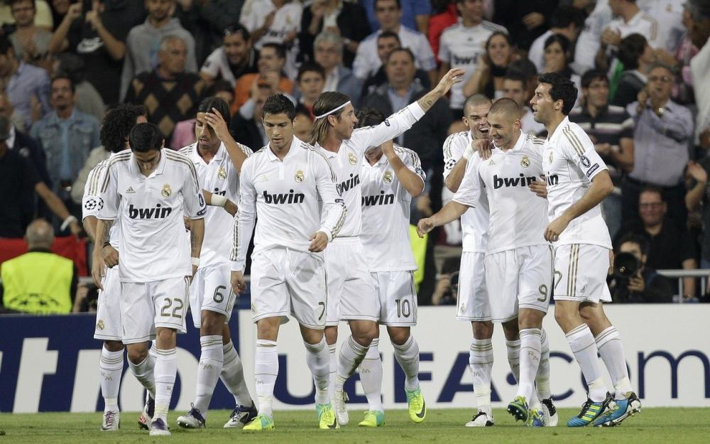 Real Madrid Futbolcuları