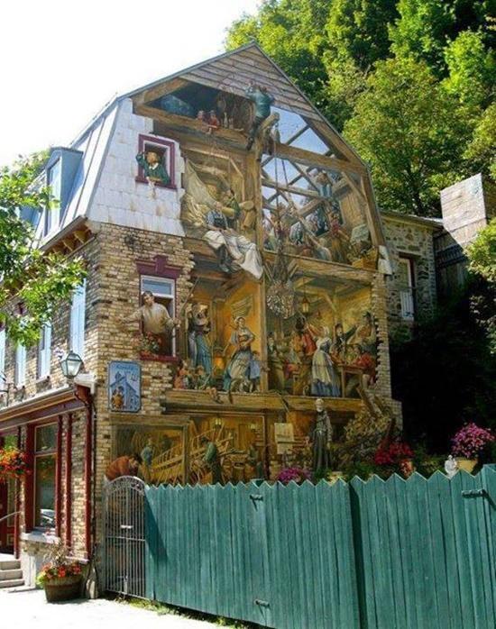 İnanılmaz sokak sanatları
