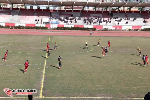Ağrı 1970 Spor: 2 Yüksekova Belediyespor: 0