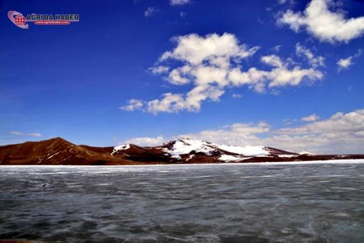Balık Gölü Kış Resimleri