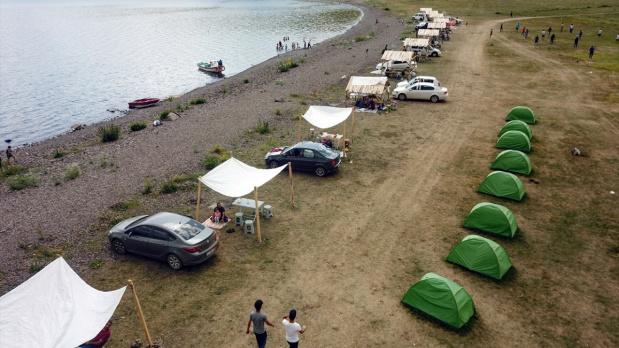 Ağrı'nın ve Doğunun Saklı Cenneti Balık Gölü Resimleri