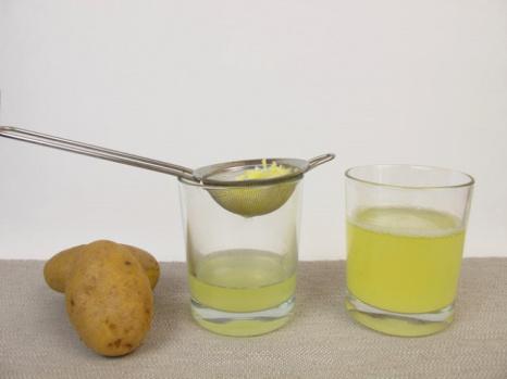 Patates Suyunda Şifa! 3 günde 5 Kilo verebilirsiniz