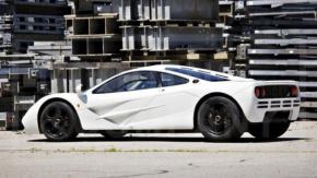 Açık Arttırma'da Satılan En Pahalı 10 Araba