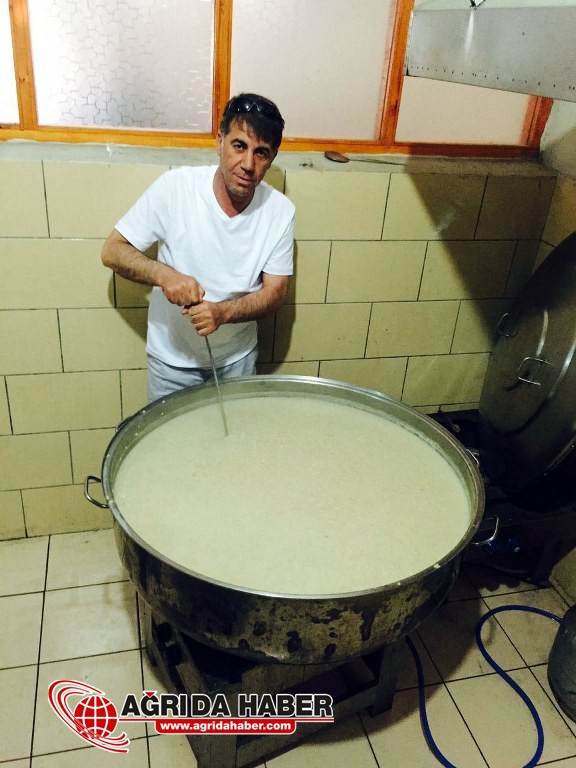 Ağrı'da Husumetlerin Bittiği Bayramların Vazgeçilmez Yemeği Halise Foto