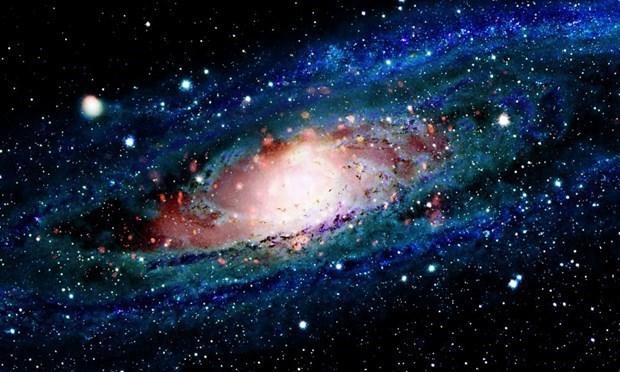 NASA'dan Yayınlanmış İhtişamlı 10 Fotoğraf