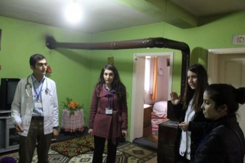Ağrı'da Pulmoner Rehabilitasyon Haftası