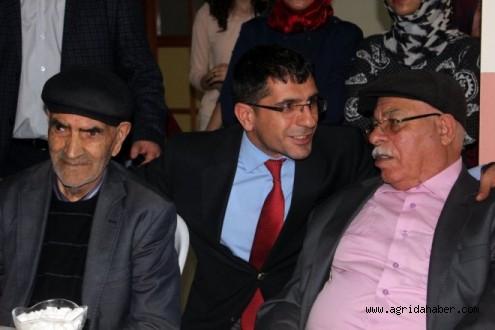 Ağrı'da Yaşlılar Haftası Kutlamaları