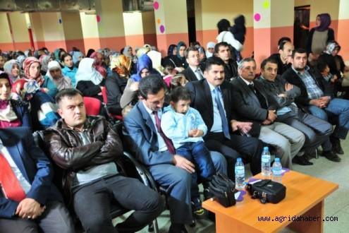 Eleşkirt'te Kutlu Doğum Haftası Etkinliği