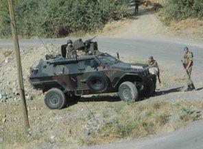 PKK yine saldırdı: 3 şehit 6 yaralı
