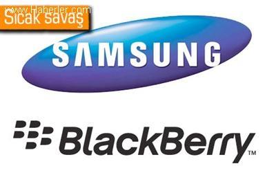 Samsung, Blackberry'nin İşini Elinden Aldı