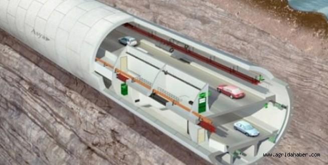 3 katlı tünelde geçiş ücreti ne kadar olacak?