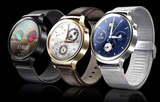 Huawei Watch fiyatıyla cep yakabilir