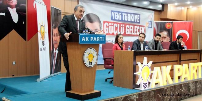 AK Parti Malatya Gençlik Kolları 4. Olağan Kongresi