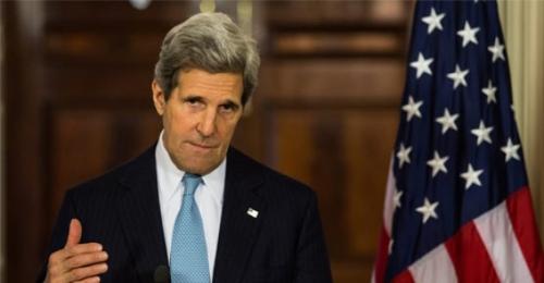 Kerry, Çin'i Tek Taraflı Adım Konusunda Uyardı