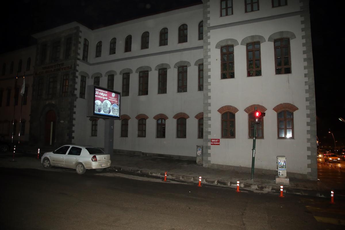 Erzurum'da halk otobüsü üniversite öğrencilerine çarptı: 1 ölü, 1 yaralı