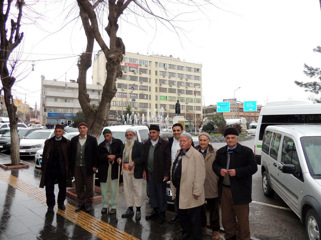 Hizan'da 'Yaşlılar Haftası' gezisi düzenlendi