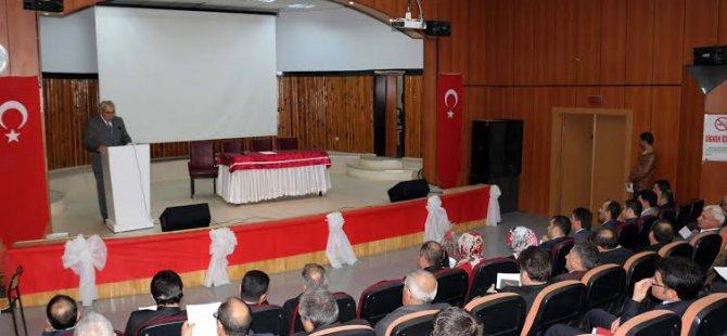 Ağrı'da Hayat Boyu Öğrenme, Halk Eğitimi Planlama Ve İşbirliği Toplantısı