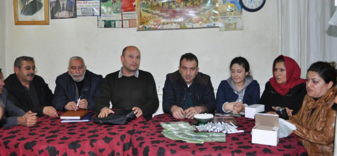 Arguvanlı çiftçilere bilgilendirme toplantısı düzenlendi