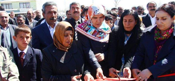 Erciş'te halk ekmek uygulaması