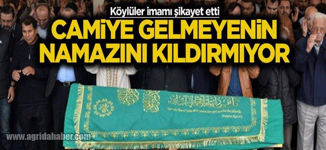 Camiye Gelmeyenin Cenaze Namazını Kıldırmıyor