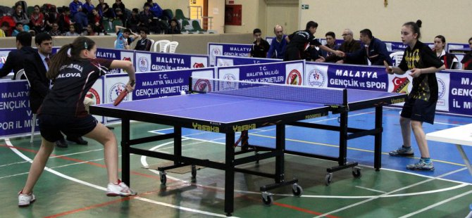 Masa Tenisi: Okullararası Yıldızlar Türkiye Şampiyonası