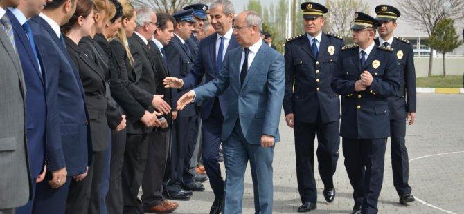 Türk Polis Teşkilatı'nın 170. kuruluş yıl dönümü