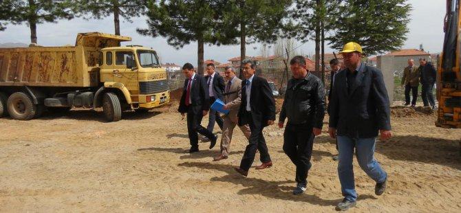 Malatya Cumhuriyet Başsavcısı Alper, incelemelerde bulundu