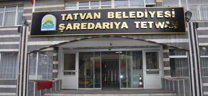 Tatvan Belediyesi'nde Kürtçe tabela asıldı