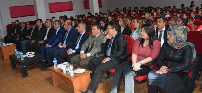 Güroymak'ta siyer bilgi yarışması düzenlendi