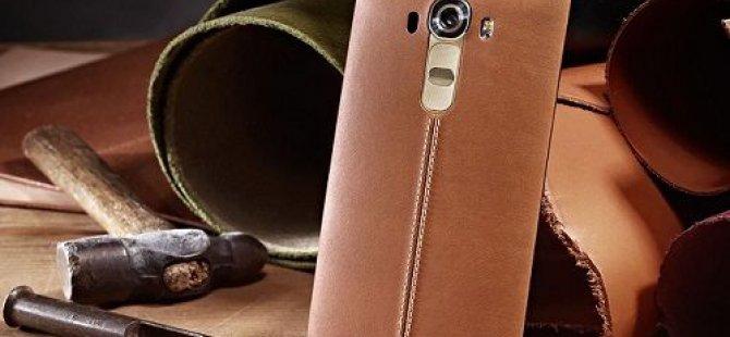 LG G4'e ait tüm detaylar :Basın görüntüleri, özellikler, aksesuarlar ve arayüz görüntüleri
