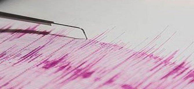 Bosna'da Depremle Sarsıldı