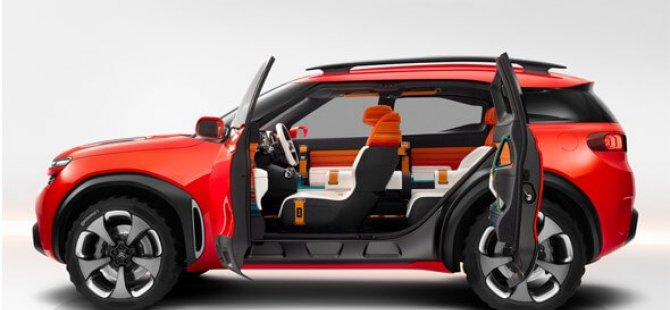 Citroen C4 Cactus'e Premium Alternatif