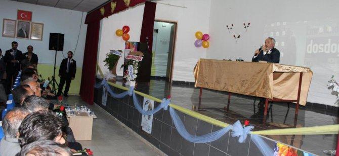 Özalp'te Kutlu Doğum Haftası etkinliği