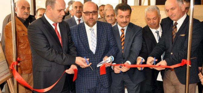 Kars'ta '1. Kars ve Civarında Ermeni Mezalimi Arşiv Sergisi'