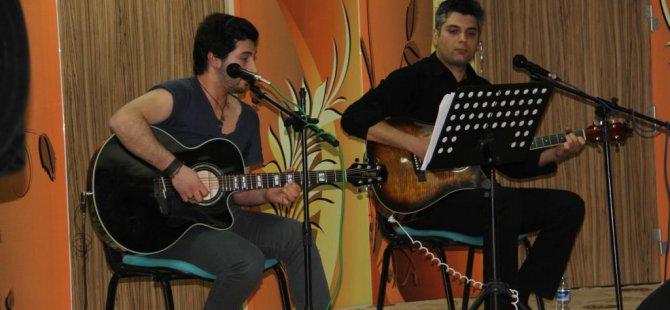 Şemdinli'de 'Pop Anadolu Rock' konseri