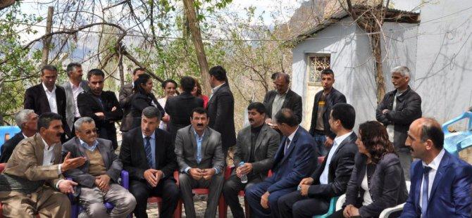HDP Hakkari milletvekili adayları tanıtıldı