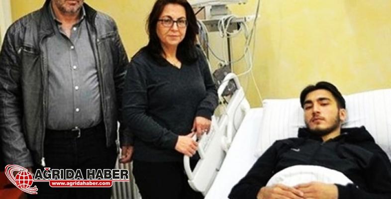 Almanya'da Yanlış Ameliyat Böbrek'ten etti !