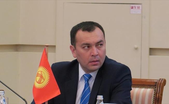 Kırgızistan Başbakan Yardımcısı Cumakadırov trafik kazasında öldü