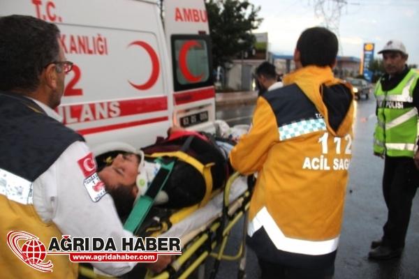 Şanlıurfa'da Otomobil Takla Attı: 4 Yaralı!