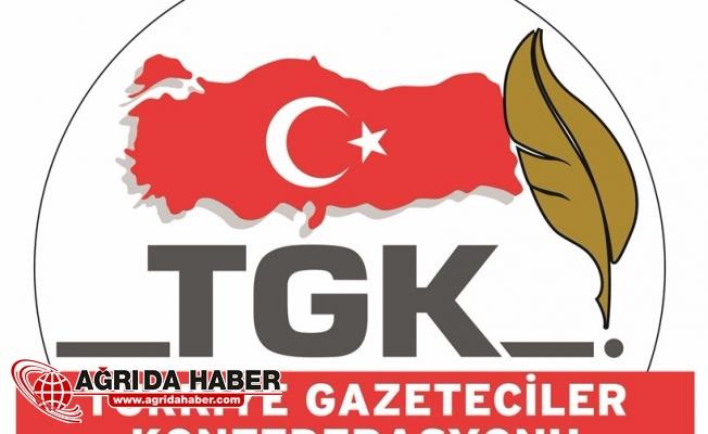 TGK'dan Ortak Açıklama: Yerel basın destek bekliyor!